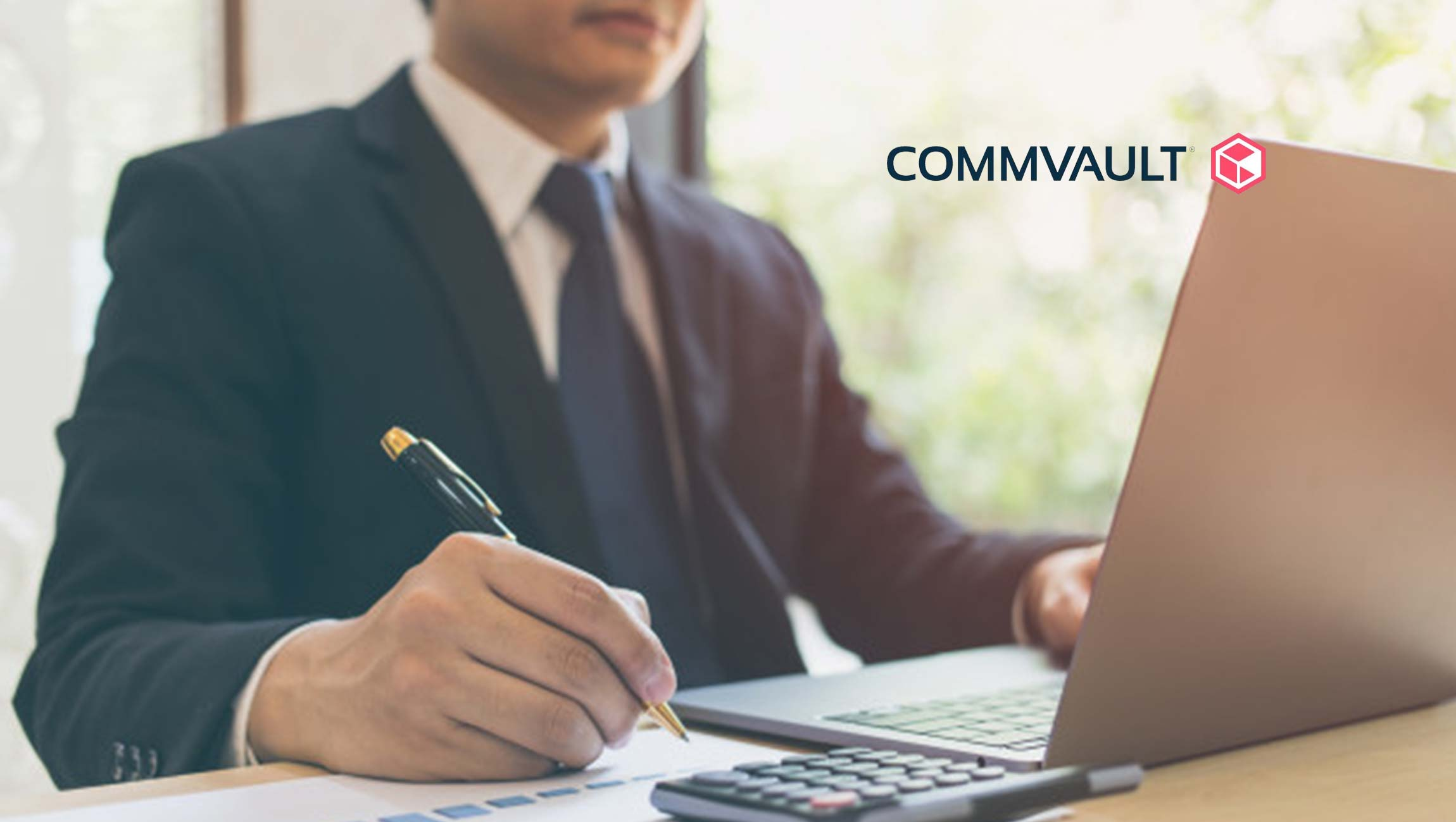 Commvault Named 2020 HPE Momentum Storage Partner of the Year